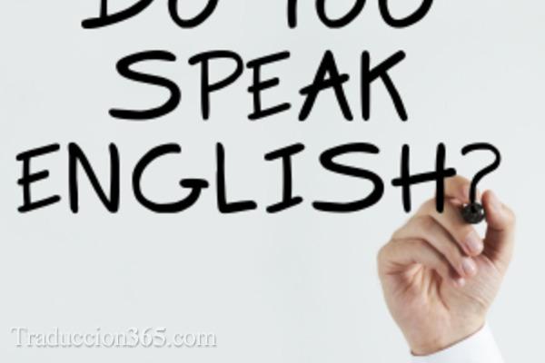 Tan sólo un 49% de los españoles afirma saber algo de inglés