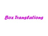 Box Translations