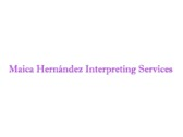 Maica Hernández Interpreting Services
