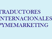 Traductores Internacionales. Pymemarketing