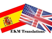 Ekm Translations