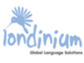 Logo LONDINIUM - GLOBAL LANGUAGE SOLUTIONS -