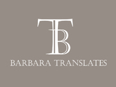 Barbara Translates