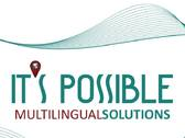 It's Possible Multilingual Solutions